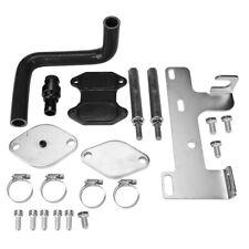 EGR Valve Cooler Delete Kit for 09-14 Dodge Ram 6.7L 408ci Cummins Diesel Turbo