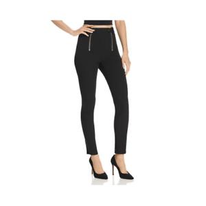 attractive colour find workmanship vast selection Details about T Alexander Wang High Waist Double Zip Black Pants Ankle  Skinny Body Con Size 0
