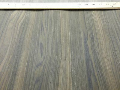 "Fumed Oak composite wood veneer 24"" x 24"" on paper backer 1/40th"" thickness"