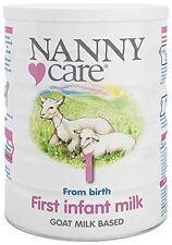 Nanny Care Goat Milk Nutrition 900g (Pack of 2)