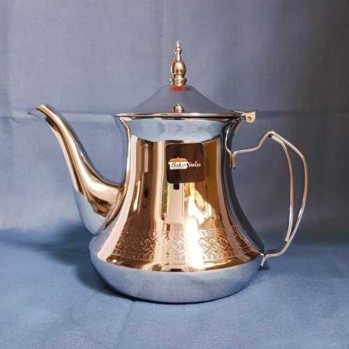 Orient Teekanne Marokkanische Kanne 1 L Marrakesch Minztee Pfefferminz Minze Tee