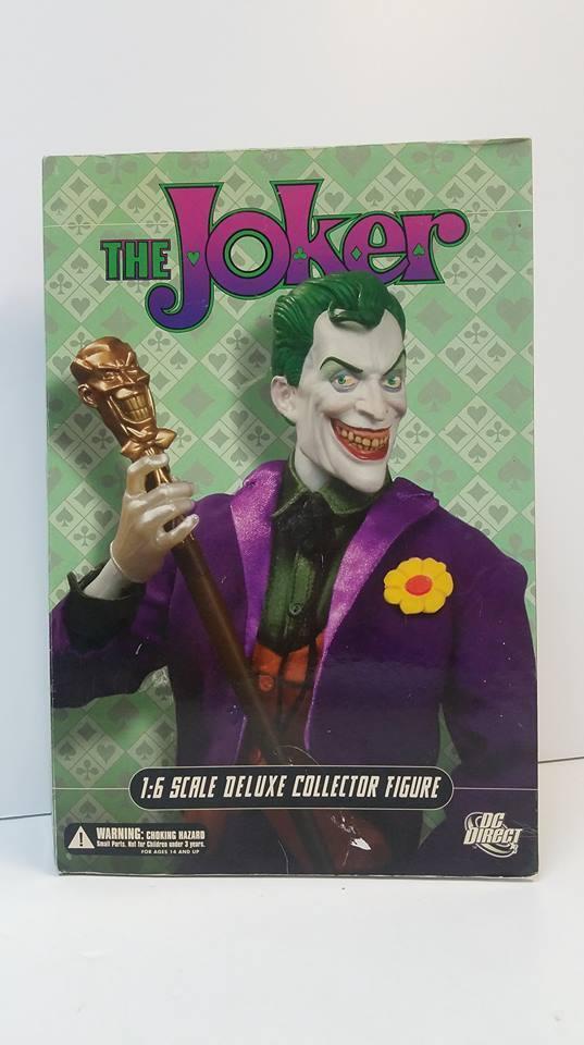 DC Direct DC Comics THE JOKER Deluxe Collector 13