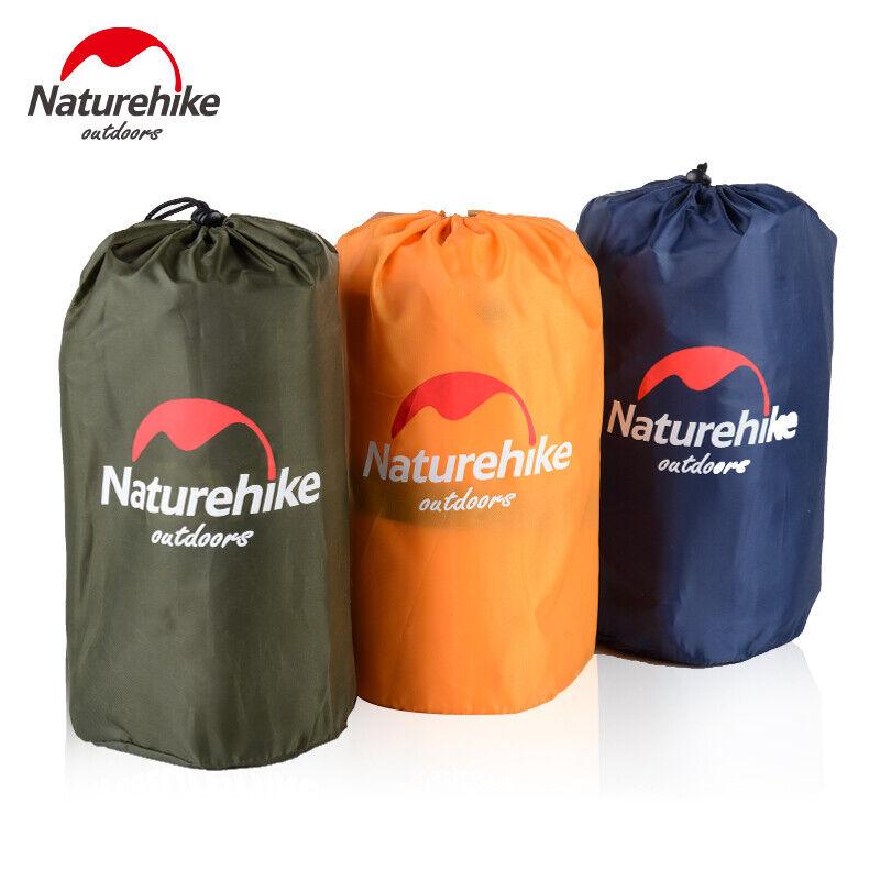 Naturehike  Single Inflatable Mattress Ultralight Camping Sponge Sleeping Pads  more affordable