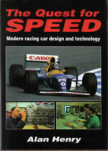Quest-for-Speed-Modern-racing-car-design-amp-technology-by-Alan-Henry-PSL-1993