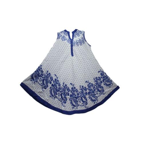 Womens Ladies Sun Dress Hippie Tunic Top Dress Boho Beach Kaftan Plus Size 8-24