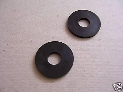 10,5x30x2,5 25St Scheiben DIN 9021 Polyamid schwarz