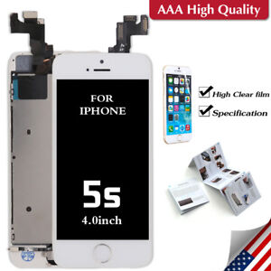 FOR-iPhone-5s-Complete-Lcd-Digitizer-Touch-Screen-Replacement-Assembly-White-R2
