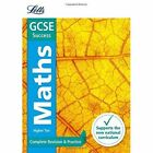 GCSE Maths Higher Complete Revision & Practice by Letts GCSE (Paperback, 2015)