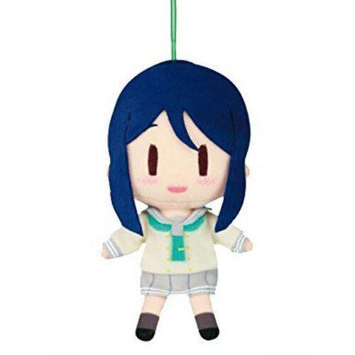 Lovelive Sunshine Aqours Matsuura kanan Plush Doll Stuffed Toy 13cm Rare Gift