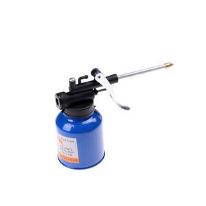 250ml-High-Pressure-Pump-Oiler-Oil-Can-Gun-For-Lubricants-039