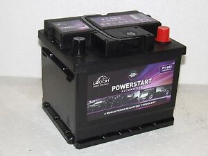 leoch powerstart 063 sealed battery peugeot 206 207 306 petrol 4 year warranty ebay. Black Bedroom Furniture Sets. Home Design Ideas