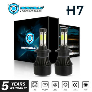 H7-LED-Headlight-Conversion-Kit-for-Mercedes-Benz-B200-C230-C240-C250-C280-C300