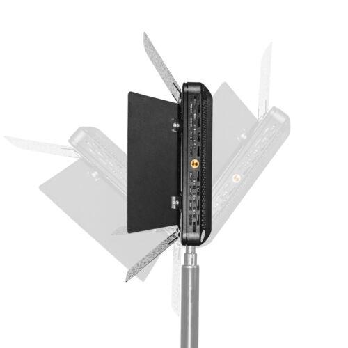 Akkus walimex pro LED Versalight 500 Daylight Set2 Led Leuchten mit Stativen