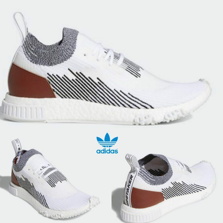Adidas Originals NMD RACER Shoes Athletic Sneaker White AC8233 SZ4-9