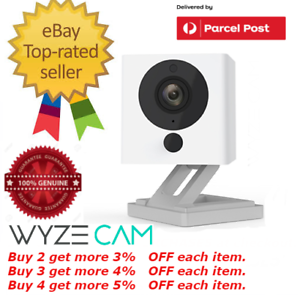 Details about Wyze Cam Wyzecam v2 1080p HD Indoor Wireless Smart Home  Camera with Night Vision
