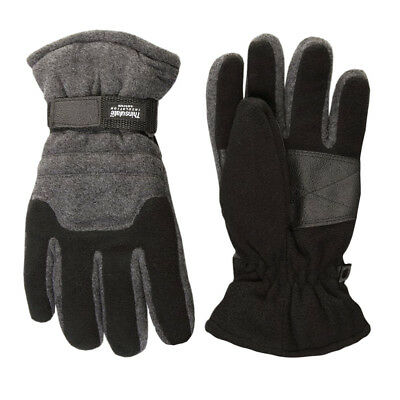 Verantwortlich Angebot-wsv Galeja Handschuhe Herren Thinsulate 3m Anti Piling Thermofutter Gm36 Professionelles Design