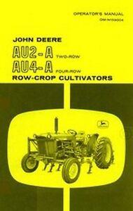 John-Deere-AU2-A-AU4-A-Cultivator-Operators-Manual-JD