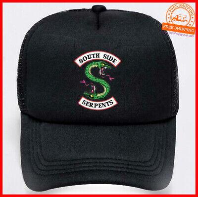 Hell Riverdale South Side Serpents Unisex Baseball Kappe Sport Mütze Sommer Mit Den Modernsten GeräTen Und Techniken