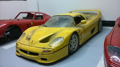 1//18 Pièces détachés Ferrari 288 GTO Bburago