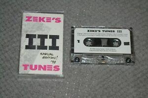 Zeke's Tunes III~Special Edition '93~RARE Christian Gospel Cassette Tape