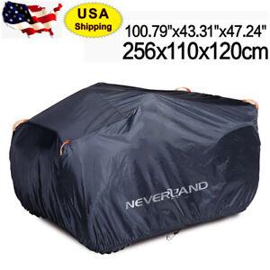 XXXL Quad Bike Waterproof ATV Cover 4x4 Storage Bag Heavy Duty For Yamaha Honda