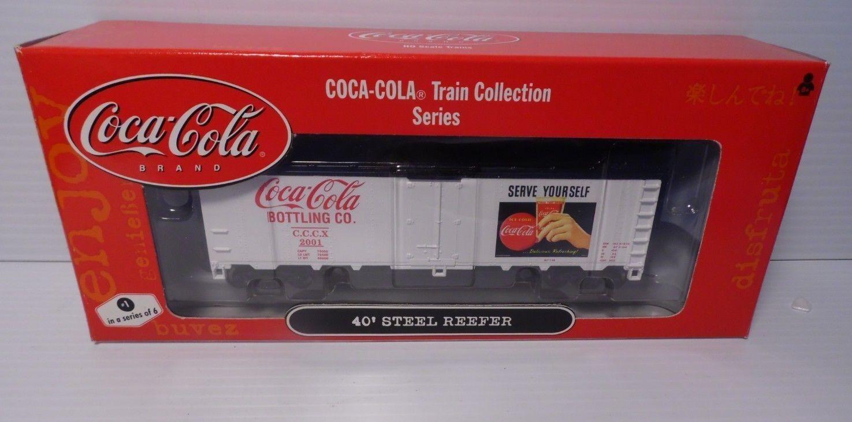 compra en línea hoy Athearn Athearn Athearn Ho Scale 8320 Coca-Cola 40' Acero hierba coche 1 87 Nuevo  punto de venta en línea