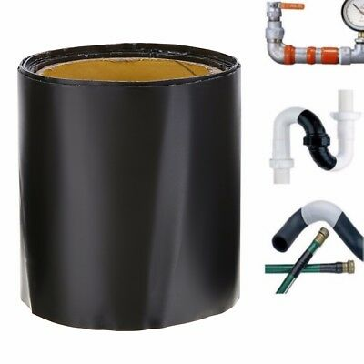 Waterproof Strong Tape Flex Wide Self Fusing Wire Pipe Repair Silicone 10*152cm