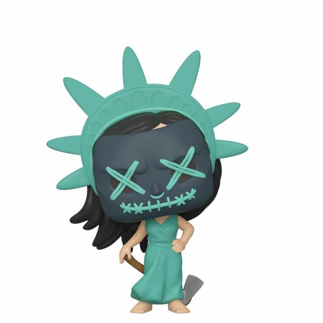 Pop Películas The Purge 807 Señora Liberty Funko 44132