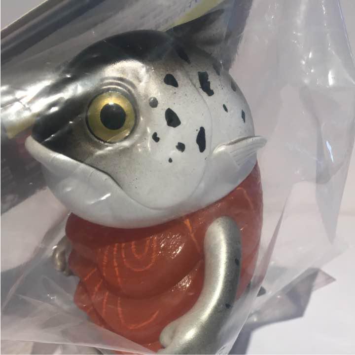 Instinctoy Limited Farbe Mame Moyashi KILLER WHALE Maguro Senpai Salmon New