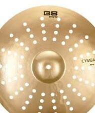 "Sabian B8 Pro Aero Crash Brilliant 16"" Cymbal Vote Rare cymbal"