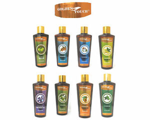 Best Price Free P&p Golden Touch Pure Aromatherapy Hair,scalp & Skin Oil 150ml