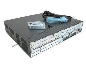 Cisco-3825-Security-Router-15-1-IOS-CISCO3825-HSEC-K9-1-Year-Warranty