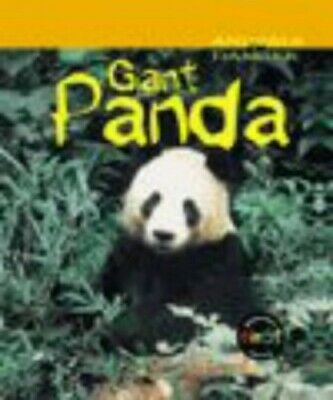 Animals in Danger: Giant Panda (Cased) by Robinson, Claire ...