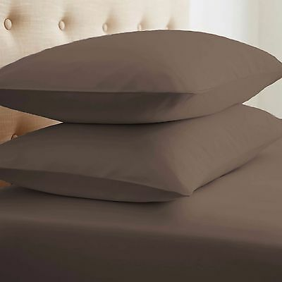 Becky Cameron Premium 2 Piece Pillowcase Set - Choose from 12 Beautiful Colors!