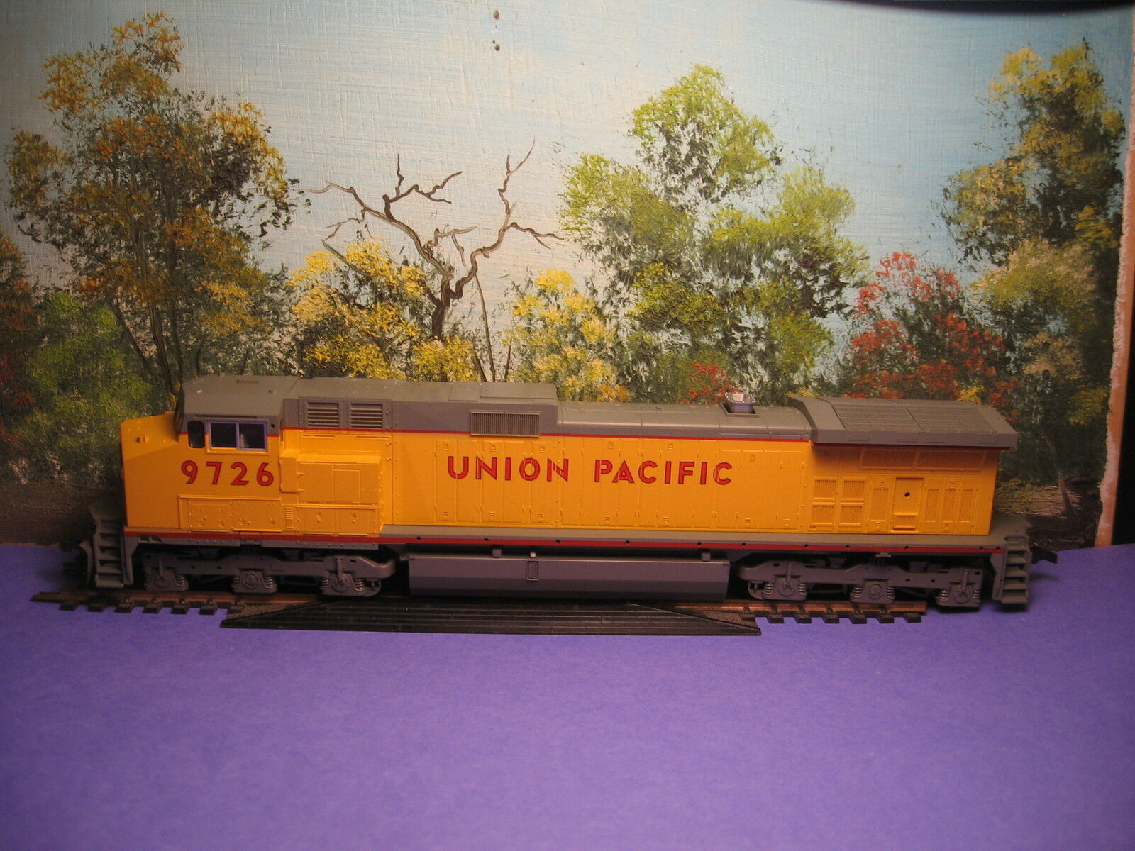 KATO HO SCALE GEC44-9W DASH 9 UNION PACIFIC