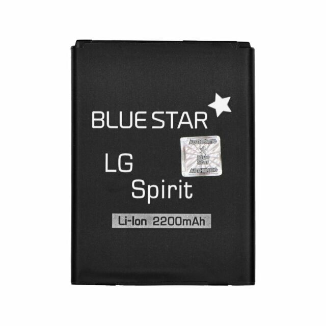 Bluestar Akku für LG Spirit H420 2200 mAh H440N Batterie Handy Accu BL-52UH
