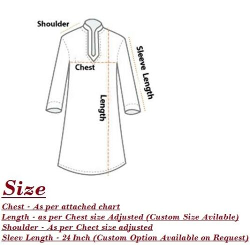 Rajisthani Kurta Shirt New Dress Pathani Kurta Men/'s Designer Traditional Kurta