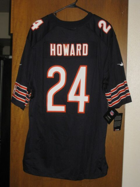huge selection of b58b9 0ea75 Authentic Nike Jordan Howard Chicago Bears Onfield Jersey Mens Sz XL