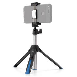 BENRO-BK15-Mini-Trepied-Et-Perche-Selfie-Avec-Telecommande-Pour-Smartphones
