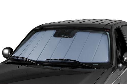 CoverCraft Silver Sunscreen Folding Sun Shade Custom Fit Heat Shield UV10171SV