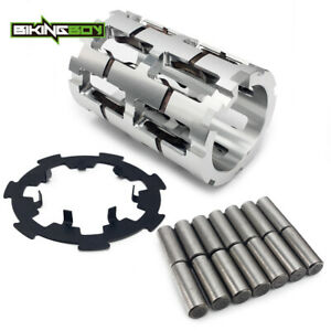 2 WHEEL HUBCENTRIC SPACERS FOR BMW Audi Volkswagen 4X100MM7MM57.1MM