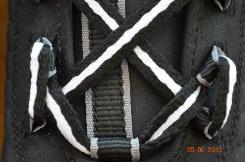 skate lace. Flat Shoelace 130cm shoe trainer boot