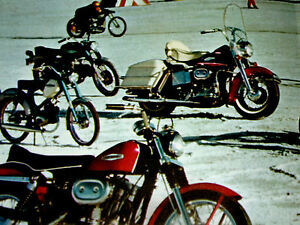 Details about 1968 HARLEY-DAVIDSON SPRINT SS/H-M-65 Sport/Rapido  125/250/65/900/1200 cc/parts