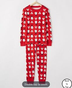 718d20b9a NWT Hanna Andersson Long John Pajamas In Organic Cotton US 14 (160cm ...