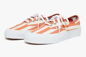VANS Authentic SF Rio Stripe Orange