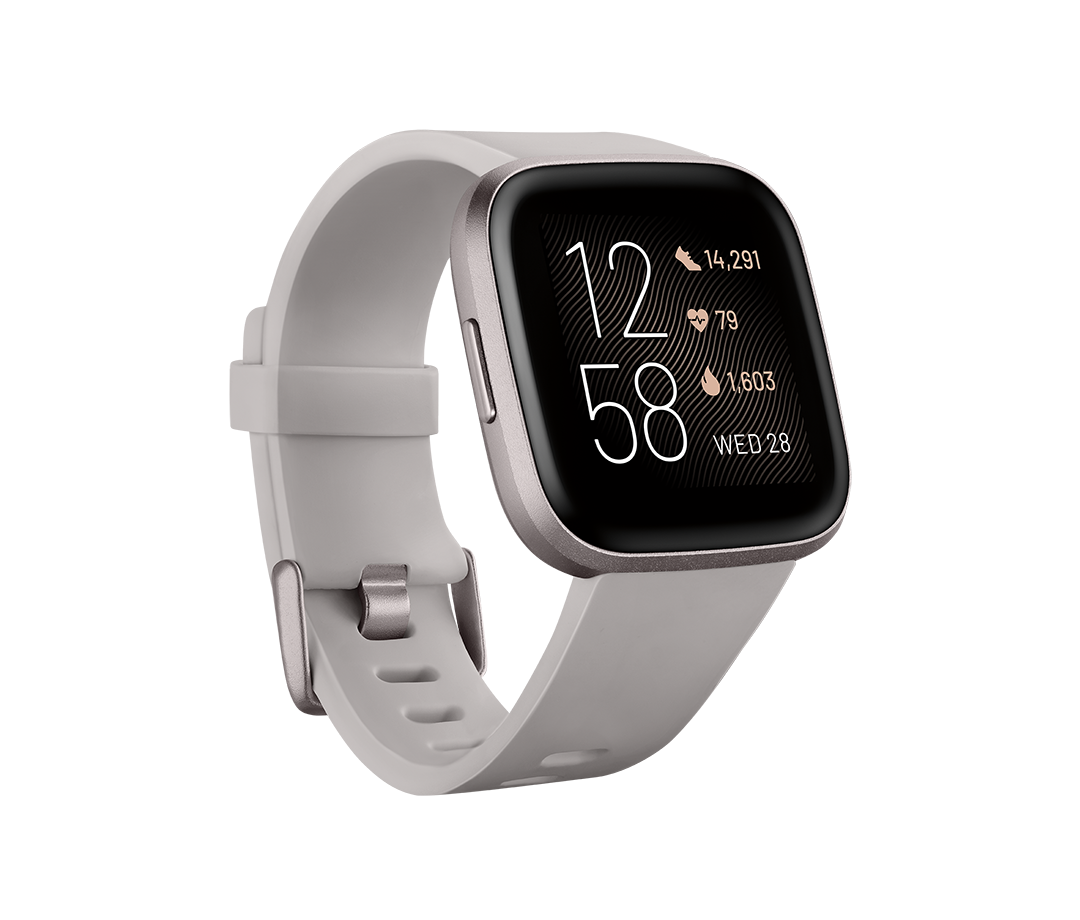 Fitbit Versa 2 Health and Fitness Smartwatch - NEW Versa2 3