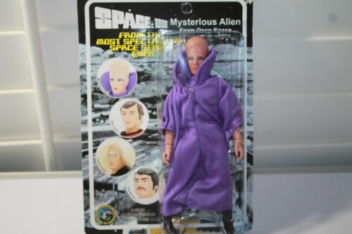 SPACE 1999 MYSTERIOUS ALIEN   8 INCH MOSC