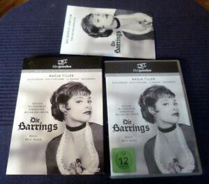 DVD Die Barrings NADJA TILLER Dieter Borsche Paul Hartmann von Rolf Thiele 1955