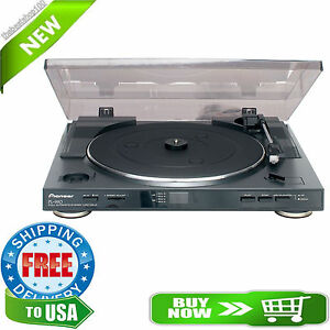 pioneer pl 990 automatic stereo turntable 4977729333794 ebay. Black Bedroom Furniture Sets. Home Design Ideas