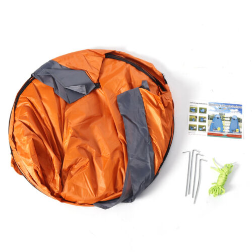 Shower Tent Portable Toilet Camping Outdoor Privacy Dressing Changing Bat